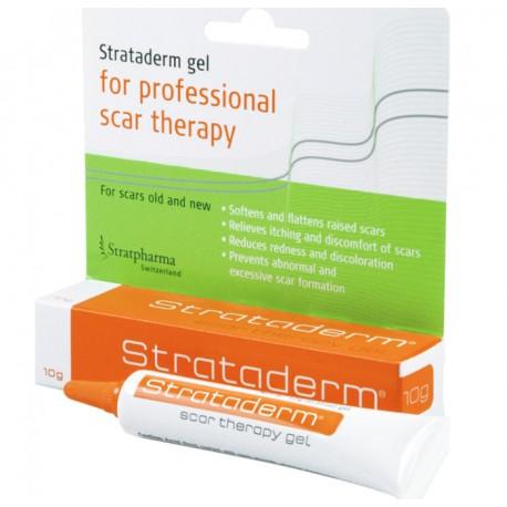 Strataderm Gel Θεραπεία των Ουλών 10gr