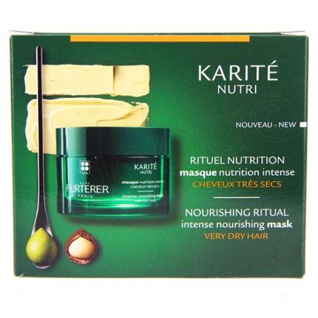 RENE FURTERER KARITE NUTRI Masque Nutrition Intense 200ml