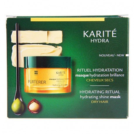 RENE FURTERER KARITE HYDRA Masque Hydration Brillance 200ml