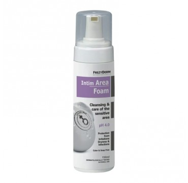 FREZYDERM INTIM AREA FOAM 150ml