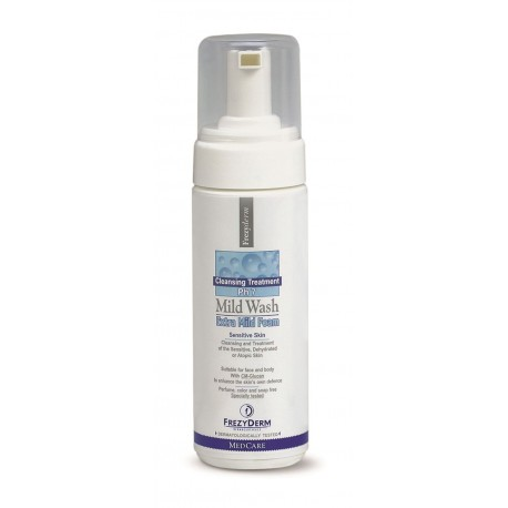 FREZYDERM MILD WASH FOAM 150ml