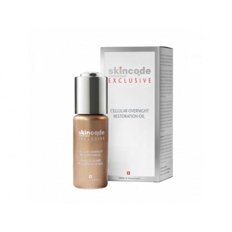 Skincode Exclusive Cellular Overnight Restoration Oil 30ml