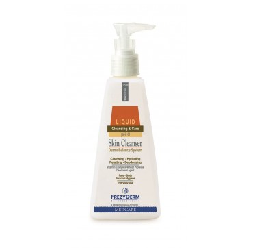 FREZYDERM SKIN CLEANSER 125ml