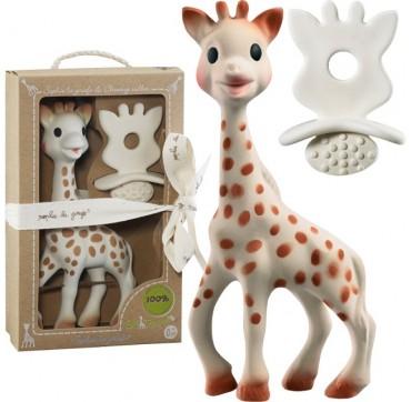 Sophie La Girafe So Pure Σετ Δώρου 0+ 2τεμ