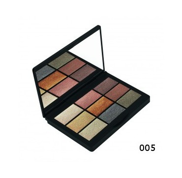 GOSH 9 SHADES EYSHADOW 005 TO PARTY IN LONDON 12g