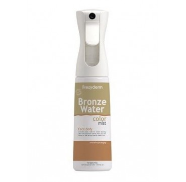 FREZYDERM BRONZE WATER COLOR MIST 300ml