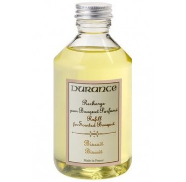 DURANCE SCENTED BOUQUET REFIL BISCUIT 250ml