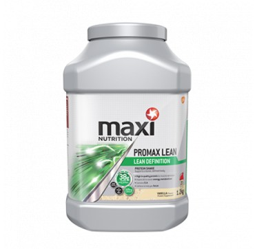 MAXINUTRITION PROMAX LEAN VANILLA 1,2kgr