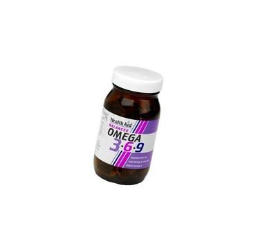 HEALTHAID OMEGA 3-6-9 90CAPS