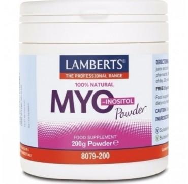 LAMBERTS MYO-INOSITOL POWDER 200g
