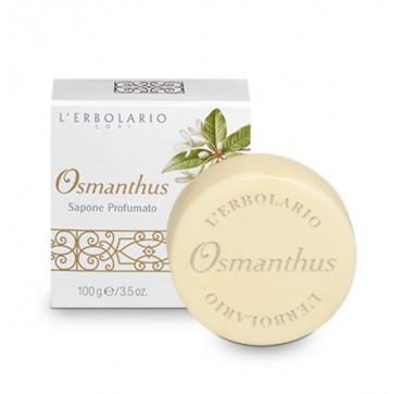 L'ERBOLARIO OSMANTHUS PERFUMED SOAP ΑΡΩΜΑΤΙΚΟ ΣΑΠΟΥΝΙ 100G/2X