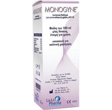 PROTON PHARMA MONOGYNE DOUCHE 100ml