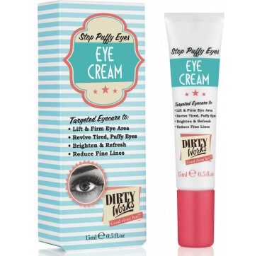 DIRTY WORKS PERFECTING EYE CREAM 15ml
