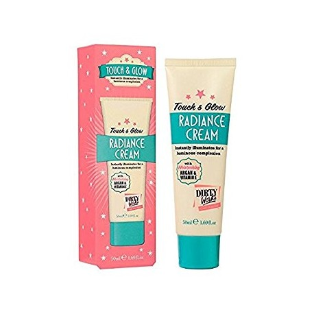 DIRTY WORKS TOUCH & GLOW RADIANCE FACE CREAM 50ml