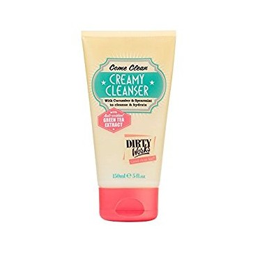 DIRTY WORKS COME CLEAN CREAMY CLEANSER 200ml