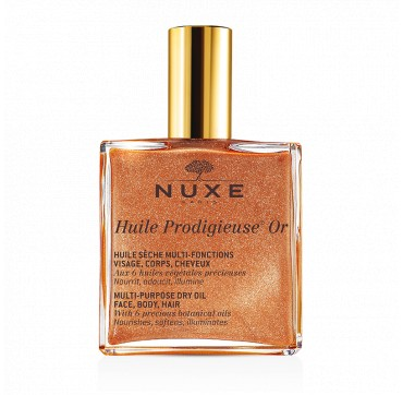 Nuxe Huile Prodigieuse Or Ξηρό Λάδι Για Πρόσωπο-σώμα-μαλλιά 50ml