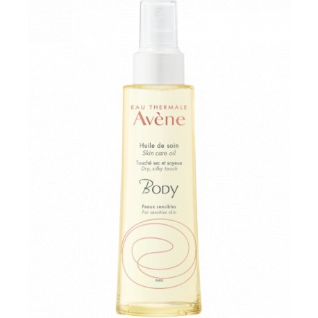 AVENE SKIN CARE OIL BODY 100ml