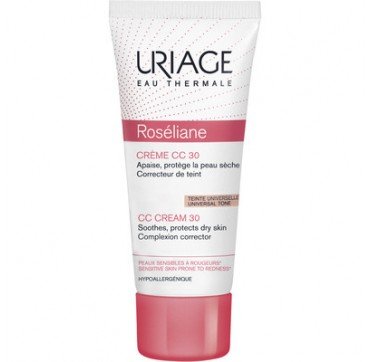 URIAGE ROSELIANE CC CREAM SPF30 40ml