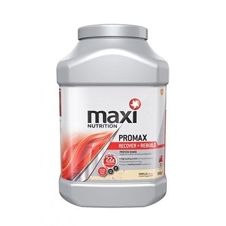 MAXINUTRITION MAXIMUSCLE PROMAX RECOVER + REBUILD ΠΡΩΤΕΪΝΗ VANILLA 960G