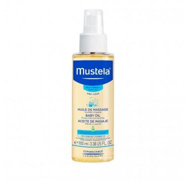 Mustela Baby Oil Για Βρέφη 100ml
