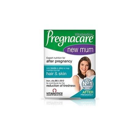 VITABIOTICS PREGNACARE NEW MUM AFTER PREGNANCY 56tabs