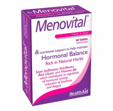 HEALTH AID MENOVITAL 60 v.tabs