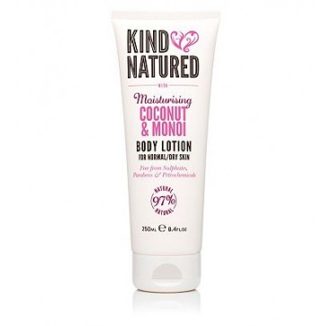 KIND NATURED BODY LOTION WITH MOISTURISING COCONUT & MONOI 250ml