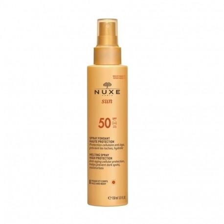 NUXE SUN SPRAY SPF50 150ml