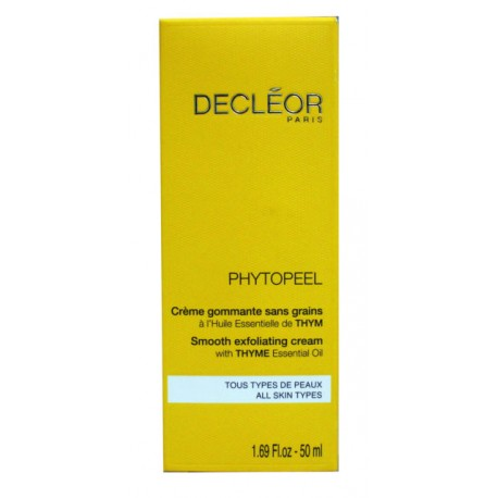 DECLEOR AROMA CLEANSE EXFOLIATING CREAM 50ml