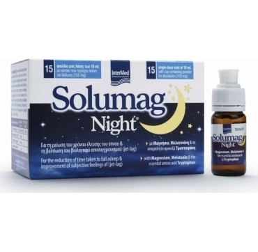 INTERMED SOLUMAG NIGHT 15x10ml