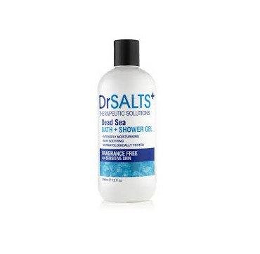 Dr SALTS DEAD SEAS BATH & SHOWER GEL FOR SENSITIVE SKIN 350ml