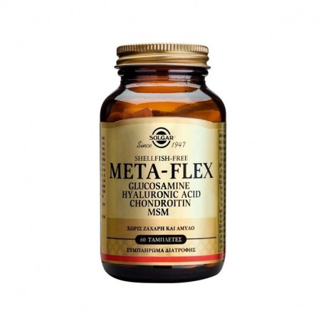 SOLGAR META-FLEX 60tabs
