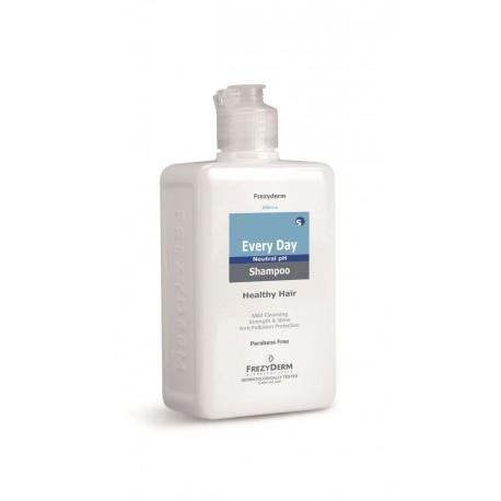 Frezyderm Shampoo For Every Day Use Σαμπουάν Για Καθημερινή Χρήση 200ml