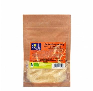 Ola-bio Ζελατίνη Σε Σκόνη Με Κολλαγόνο 80gr