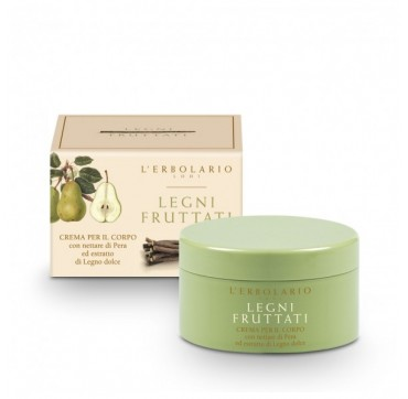 L' ERBOLARIO LEGNI FRUTTATI BODY CREAM 250ml
