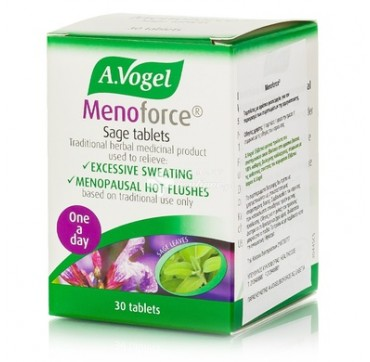 A.VOGEL MENOFORCE 30 TABS