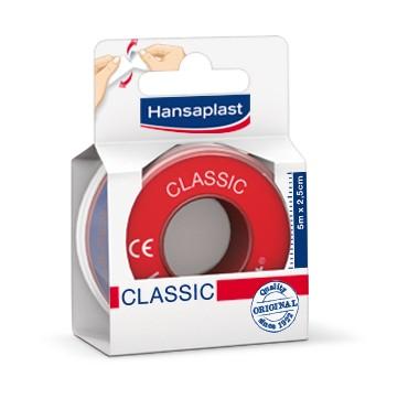HANSAPLAST - FIXATION TAPE (CLASSIC) 5m x 1,25cm