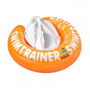 Freds Swim Academy Swimtrainer (orange) 2-6 Years