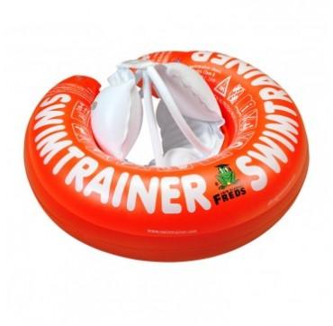 Freds Swim Academy Swimtrainer (red) 3 Months-4 Years