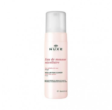NUXE ΑΦΡΟΣ ΚΑΘΑΡΙΣΜΟΥ MICELLAIRE 150 ml