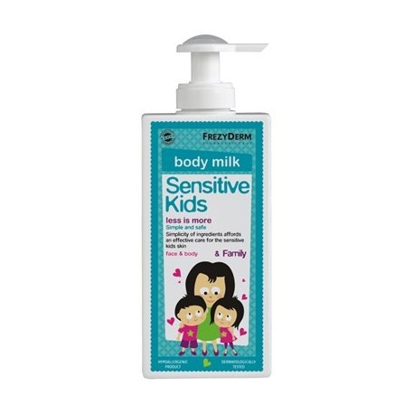 Frezyderm Sensikids Body Milk 200ml