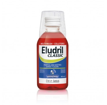PIERRE FABRE - ELUDRIL CLASSIC 500 ml