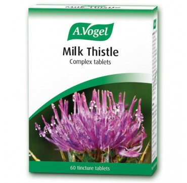 A. VOGEL MILK THISTLE 60Tabs