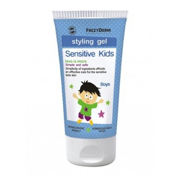 FREZYDERM SENSIKIDS STYLING GEL 100ml